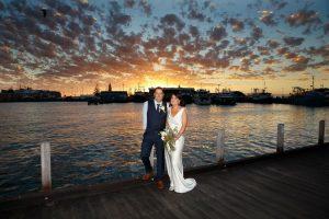 wedding ceremony in Fremantle