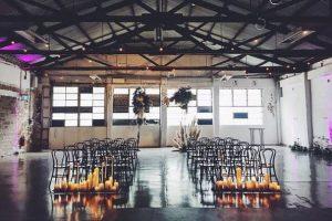 Fridays Studio Perth Wedding Venue