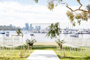Matilda Bay Perth Wedding Venue